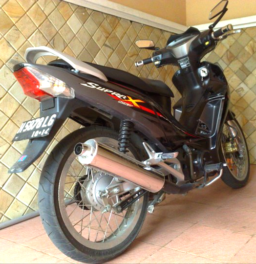 Bengkel Modifikasi Yamaha Byson Surabaya