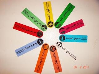 10 Muwashofat Tarbiyah