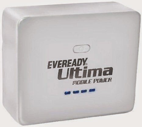Amazon: Buy Eveready Ultima UM 52 5200mAH Power Bank at Rs.999 only