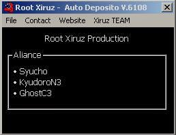 Cheat AyoDance Auto Deposito V.6108