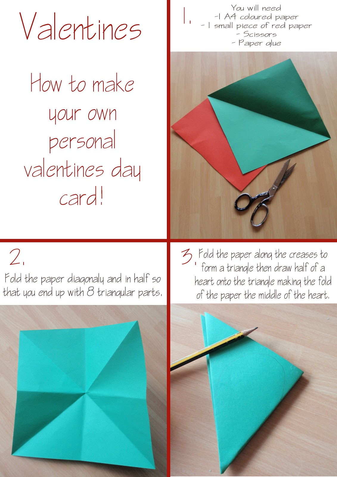 Pulmonate 39 s design architecture blog valentine 39 s day for How to make a good valentines day card