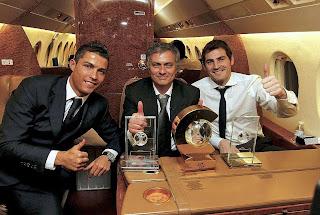 Casillas se inclina por Cristiano en el balón de oro