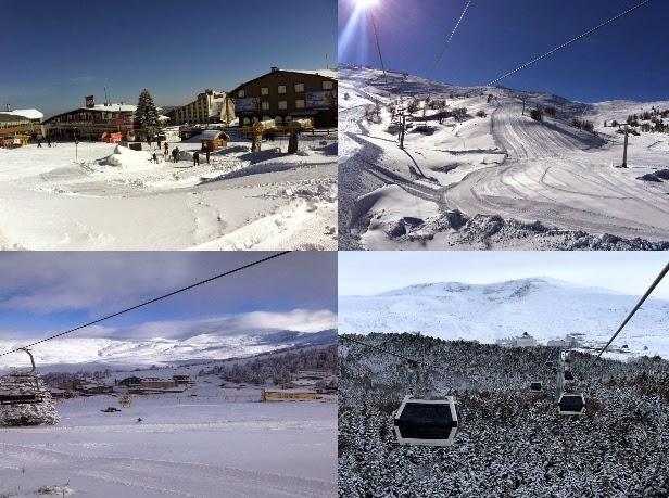 Bursa Uludağ Kayak Merkezi