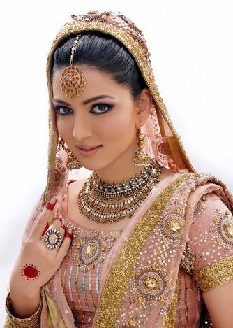 atest Bridal Jewelry and Make up