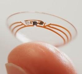 Akıllı Kontakt Lensler - Google Fazla Mı Oluyor?