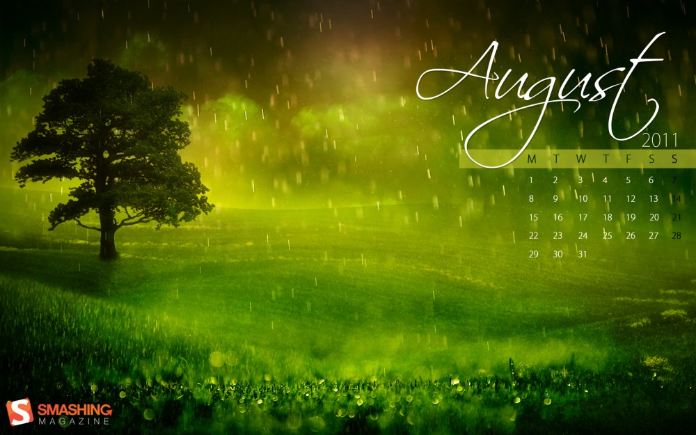 Calendar Desktop Wallpaper August : Daily cool pictures gallery desktop calendar wallpaper