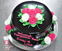 HANTARAN CHOC CAKE