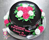 HANTARAN CHOC CAKE