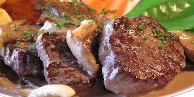 recetas de cocina filete a la pimienta