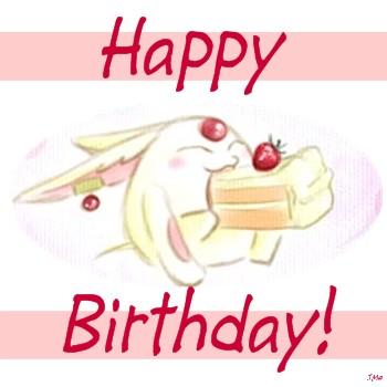 私の空想の世界: Best Birthday Present Ever!!! XD