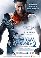 Tom Yum Goong 2 a.k.a The Protector 2 malaysia movie poster