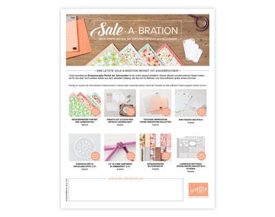 Sale-A-Bration 3. Ausgabe