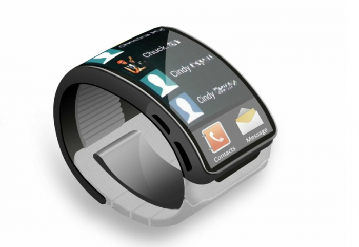 Wrap-Up Magazine: New Samsung Galaxy Smart Watch
