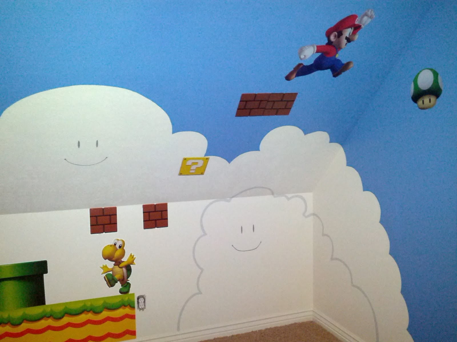 mario wall decals home depot color the walls of your house mario wall decals home depot premature midlife crisis super mario brothers themed room