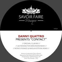 Danny Quattro Contact Savoir Faire Musique