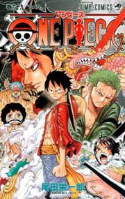 Ver Descargar One Piece Manga Tomo 69