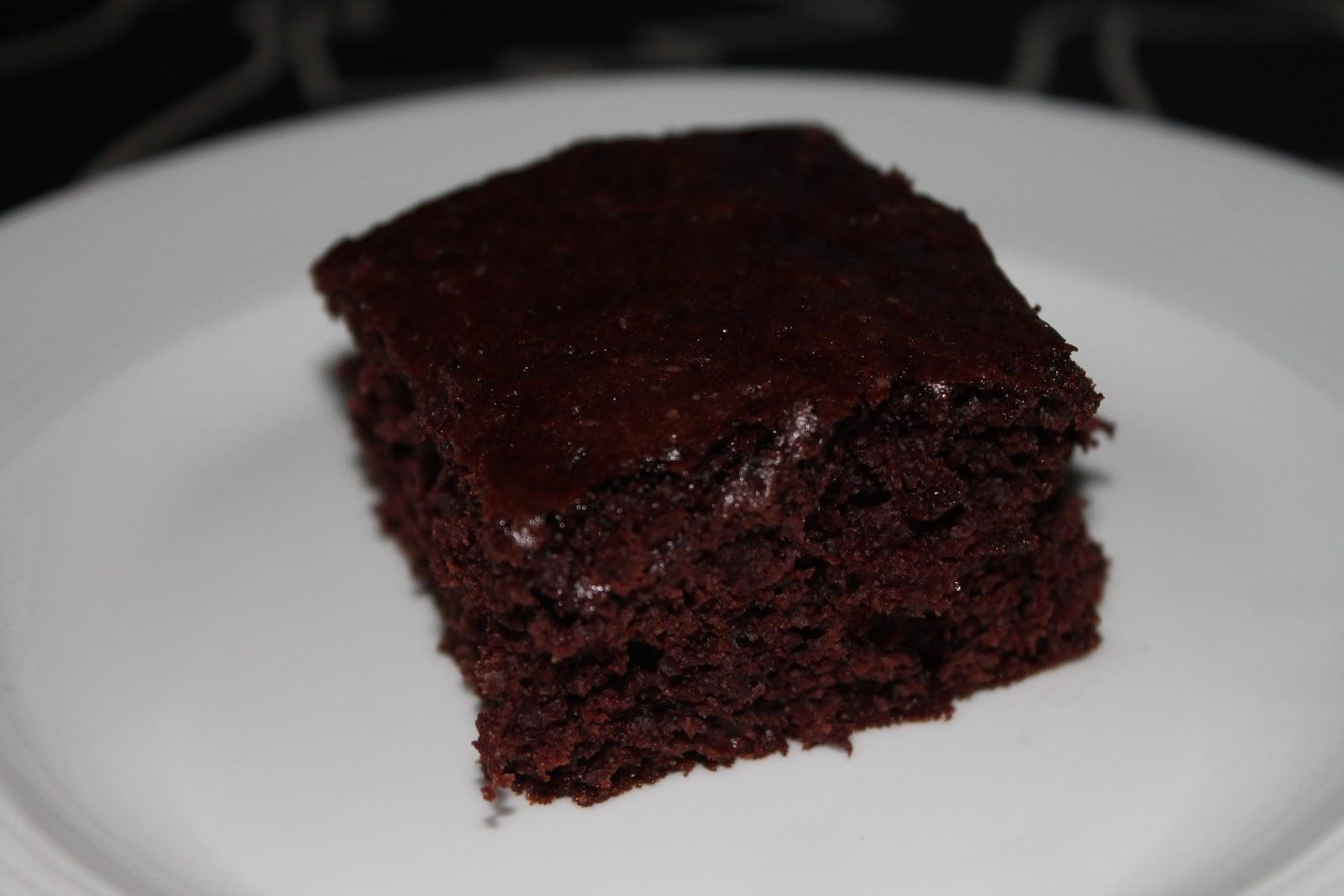 stor chokoladekage