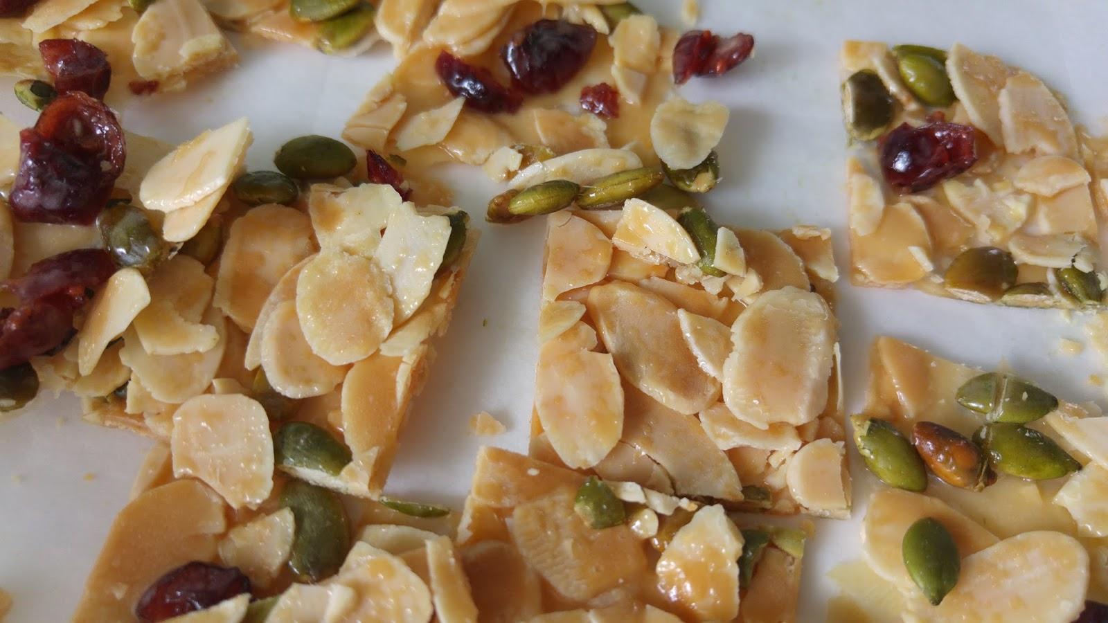 Almond Florentine Recipe