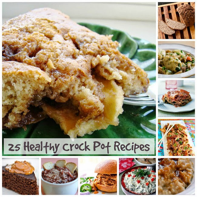 Healthy Crock Pot Recipes