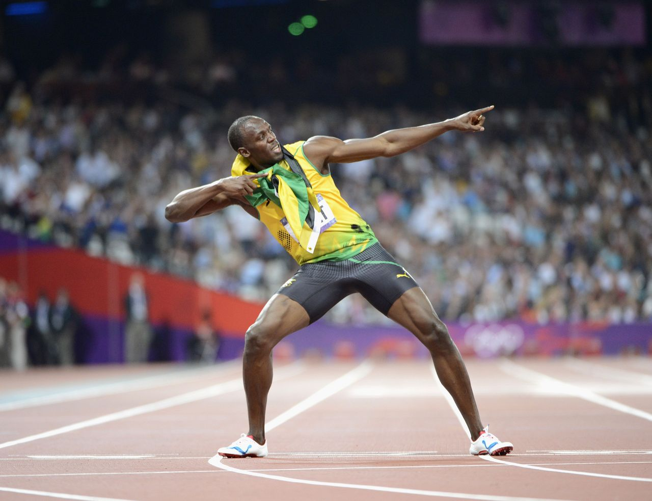 Usain Bolt Quickest Man On The Global