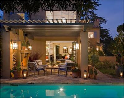 mediterranean home exterior design
