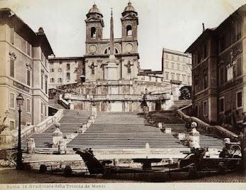 Piazza de Spagna- Roma