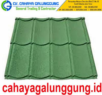 Brosur Dan Harga Genteng Metal Surya Roof