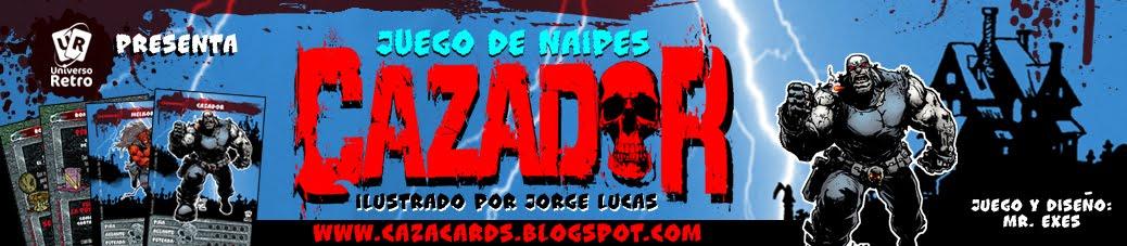 CAZADOR: Juego de Naipes