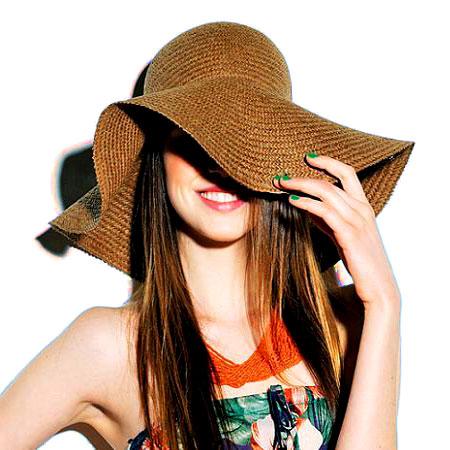 70s Floppy Sun Hat Trends Springsummer 2012 Sweeping Cult Of Chic