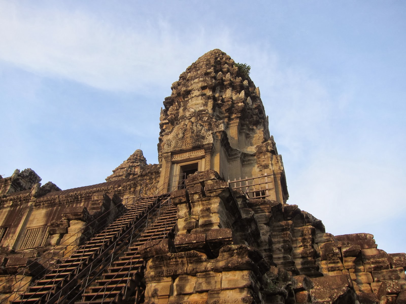 Day 2 in Cambodia - Angkor Wat Ruins