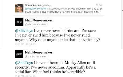 Matt Moneymaker Musky Allen