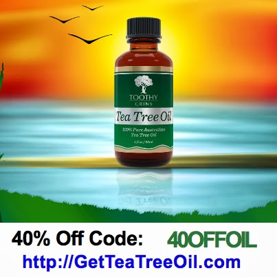 Tea Tree Oil Coupon 40OFFOIL
