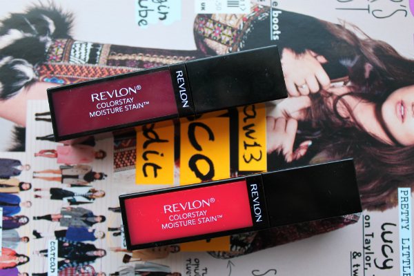 Revlon Colorstay Moisture Stain Parisian Passion Barcelona Nights