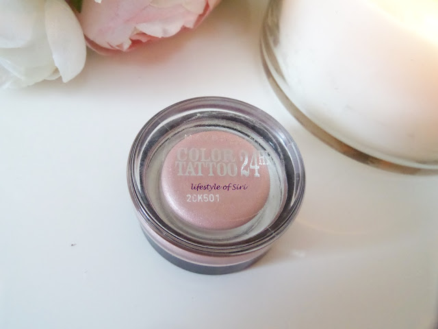 Maybelline Color Tattoo-65 Pink Gold