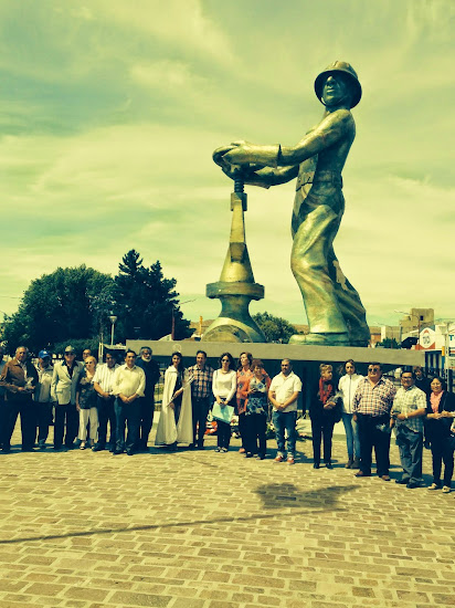 45º ANIVERSARIO DE LA CREACION DEL MONUMENTO AL OBRERO PETROLERO