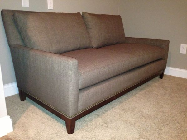 Arhaus Dante Aparment Khaki Sofa   Like New   $1100 (Mars PA 16046).  Http://pittsburgh.craigslist.org/fuo/3641203991.html