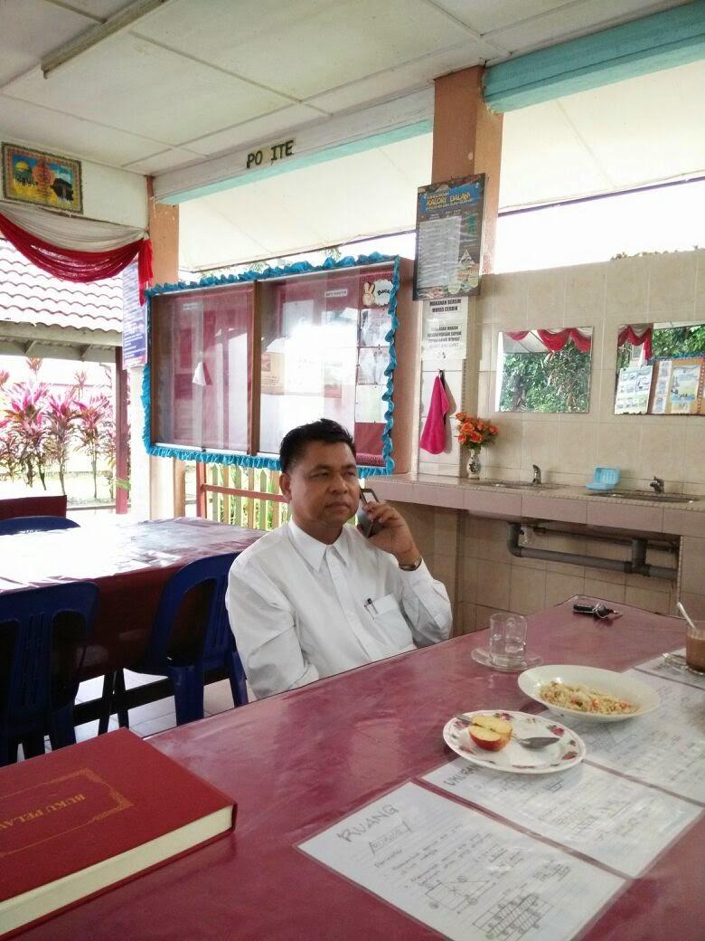 Lawatan Ketua Sektor Pengurusan Pembangunan Kemanusiaan