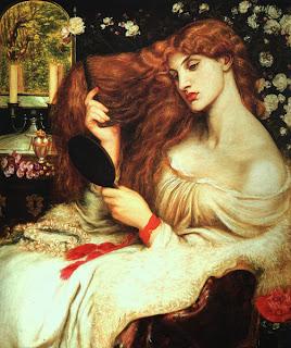 Lady Lilith-Dante Rossetti