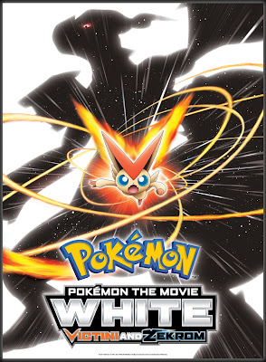 Pokemon The Movie White - Victini And Zekrom
