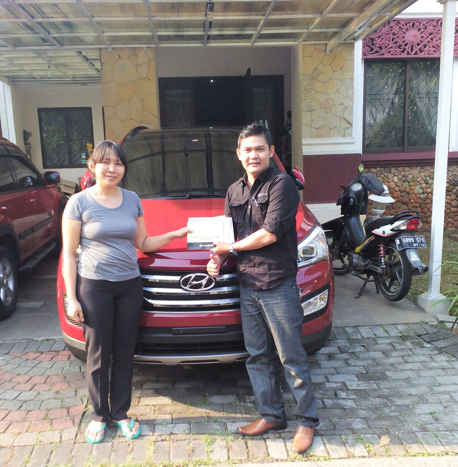 Harga Mobil Hyundai satafe