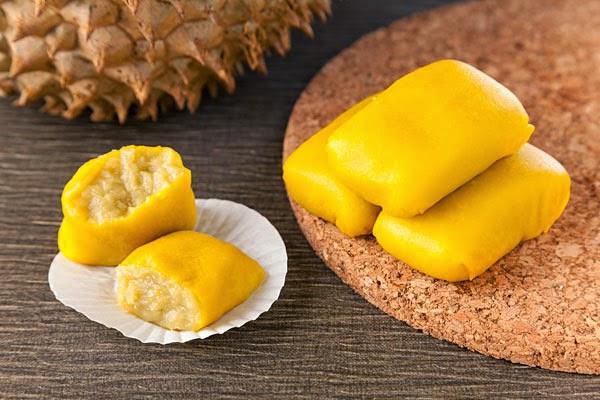 Resep Pancake Isi Durian