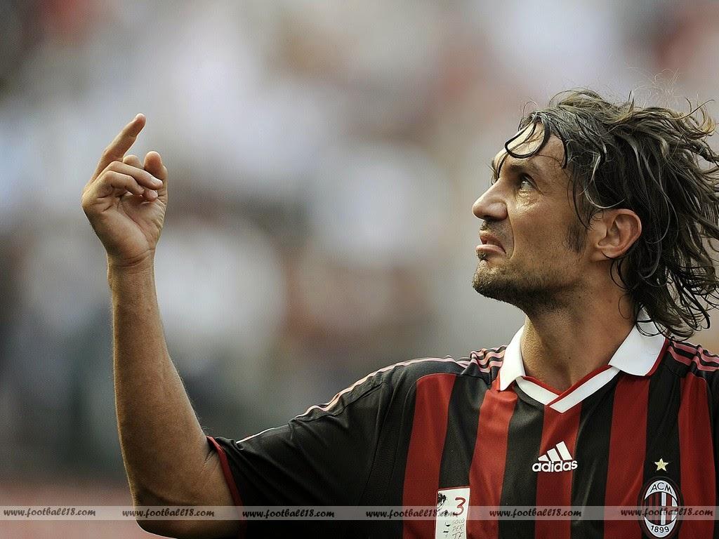 Maldini marah gara-gara peforma Milan