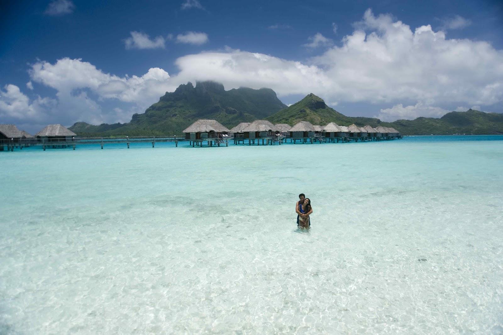 pacific paradise