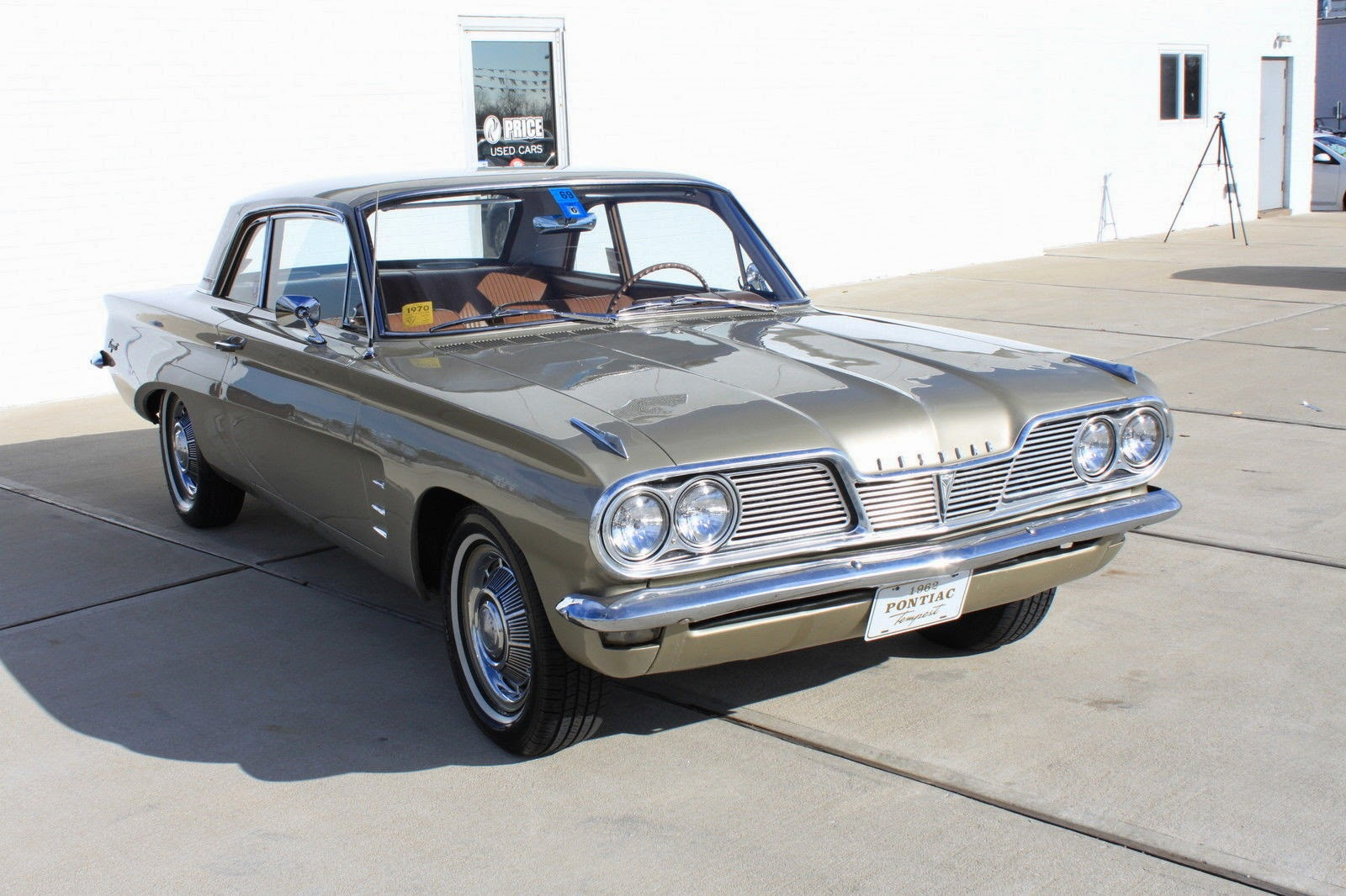Daily Turismo: 10k: Repeat Offender: 1962 Pontiac Tempest Trophy 4