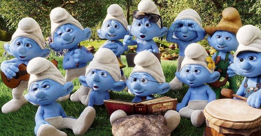Filme Os Smurfs BluRay Torrent