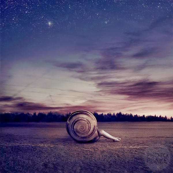 Cute Surreal Photography by Anja Stiegler