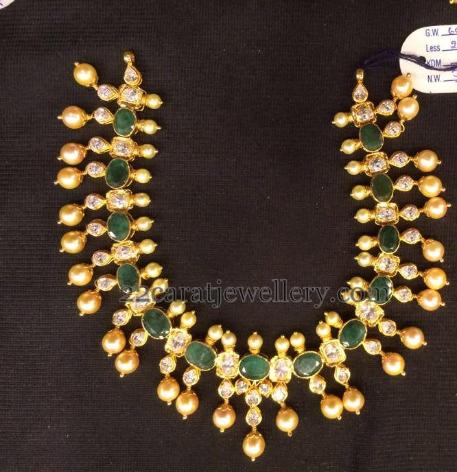 40 Grams Emerald Necklace