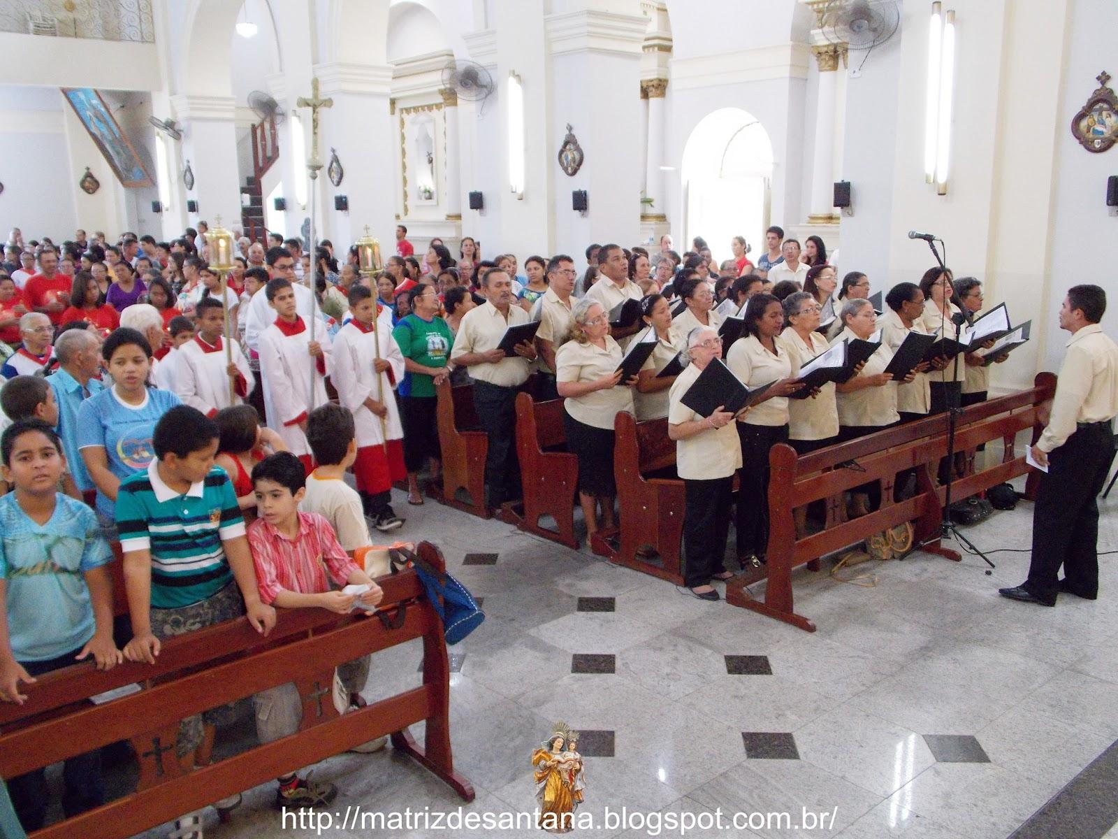 Celebração de Pentecostes – Bom Jardim PE  Bom Jardim Notícias