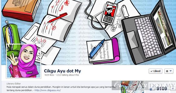 Tingkat 1000 'Like' di 'Facebook Fanpage' Serendah RM10