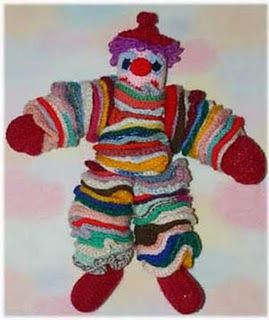 Amigurumi Angel Crochet Pattern : A Line from Linda: September 2011